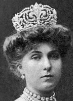 Queen Victoria Eugenie Ena Spain Fleur de Lys Tiara Ansorena