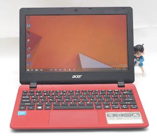 Jual Acer ES1-131 Bekas