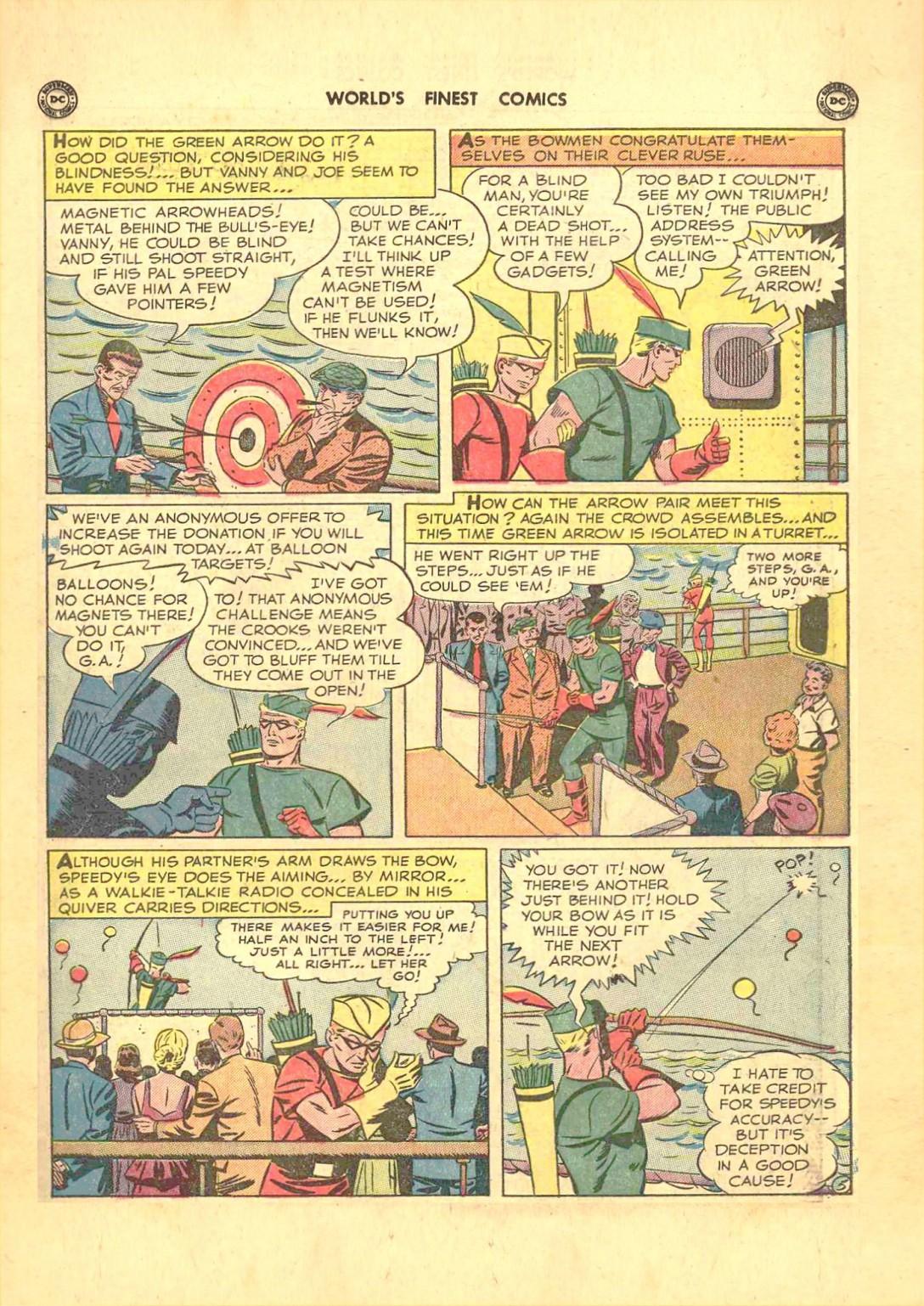 Read online World's Finest Comics comic -  Issue #50 - 21