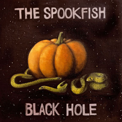 The Spookfish - Black Hole - Album Download, Itunes Cover, Official Cover, Album CD Cover Art, Tracklist
