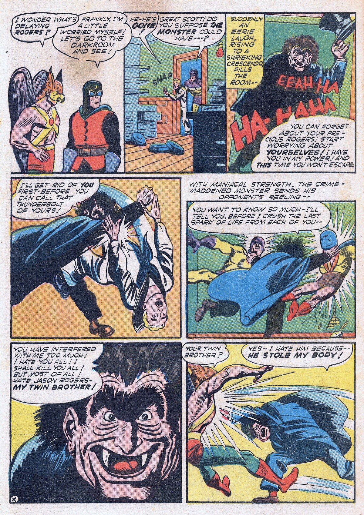 Read online All-Star Comics comic -  Issue #20 - 49