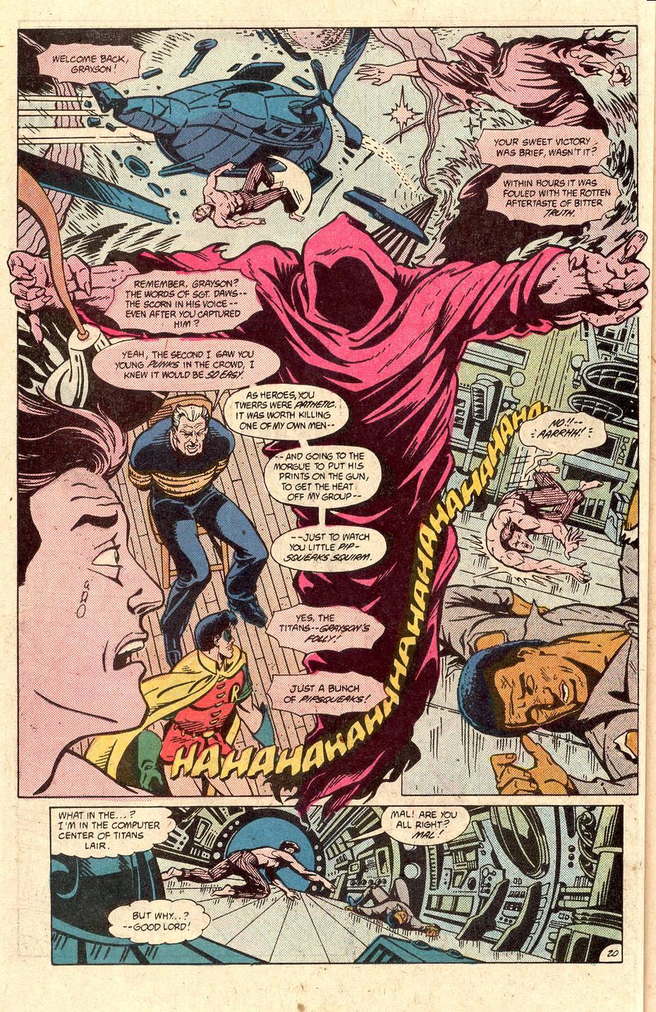 Read online Secret Origins (1986) comic -  Issue # _Annual 3 - 20