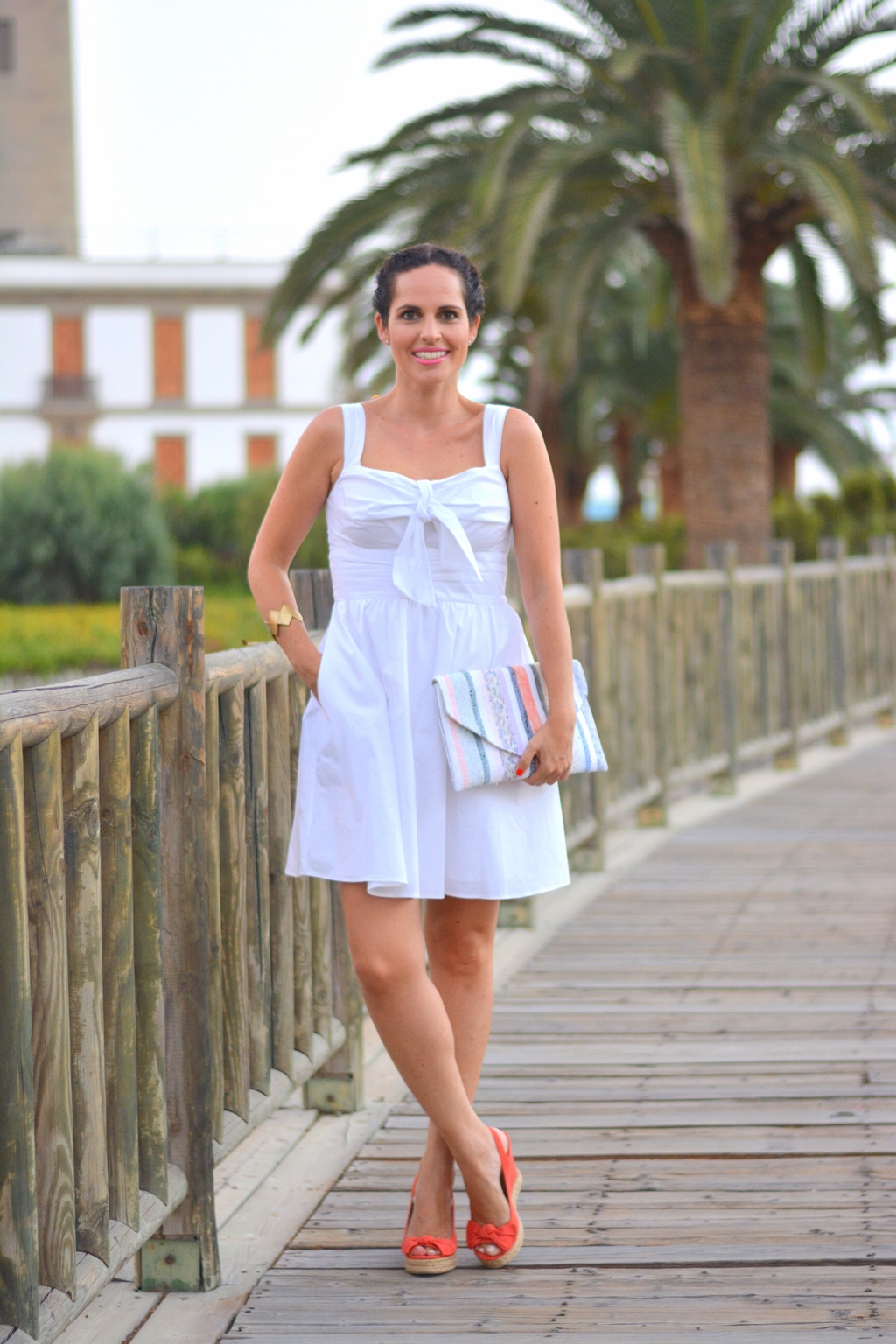 zara-white-dress-outfit-primark-wedges