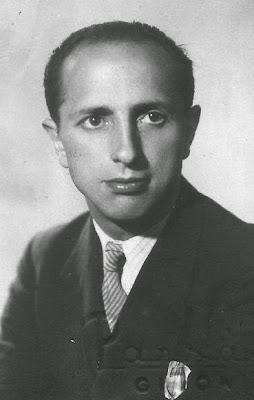 El ajedrecista Antonio Rico de Villademoros González