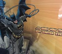 Hallmark Batman Easter Card