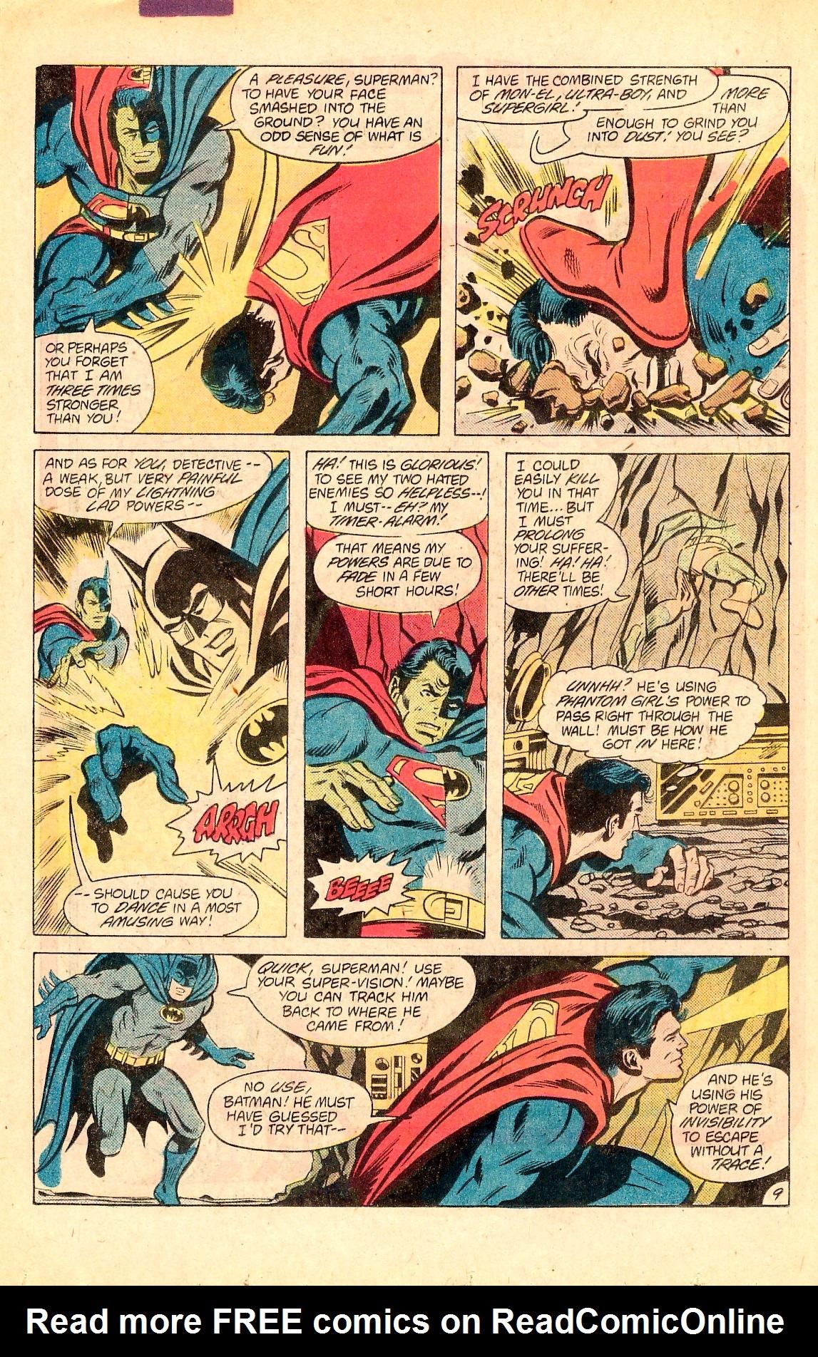 Read online World's Finest Comics comic -  Issue #283 - 14