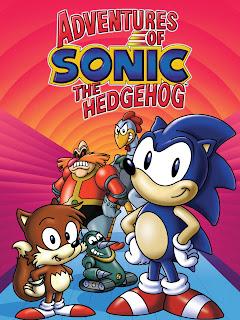 Serie Las aventuras de Sonic el erizo
