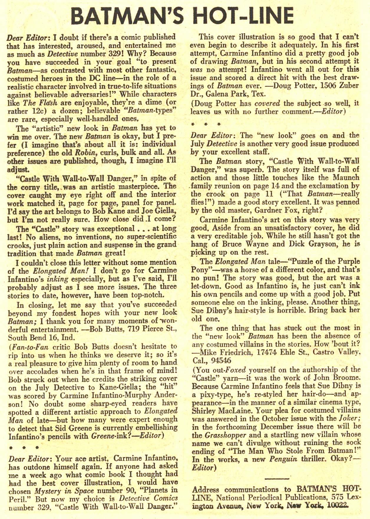 Detective Comics (1937) 333 Page 20