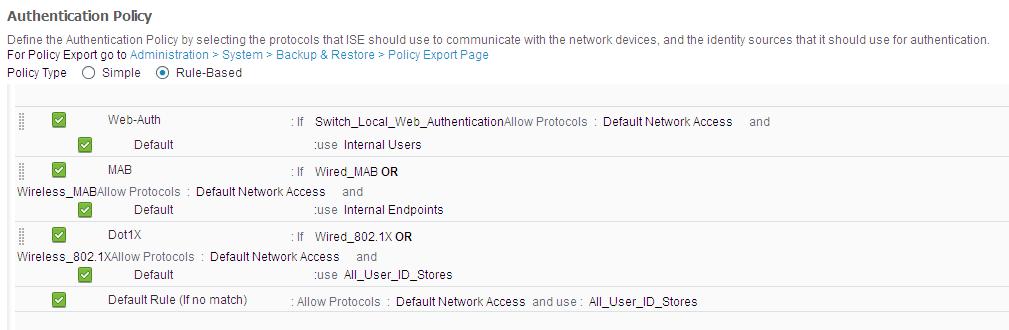 CCIE Security Lab: ISE WebAuth | www 802101 com
