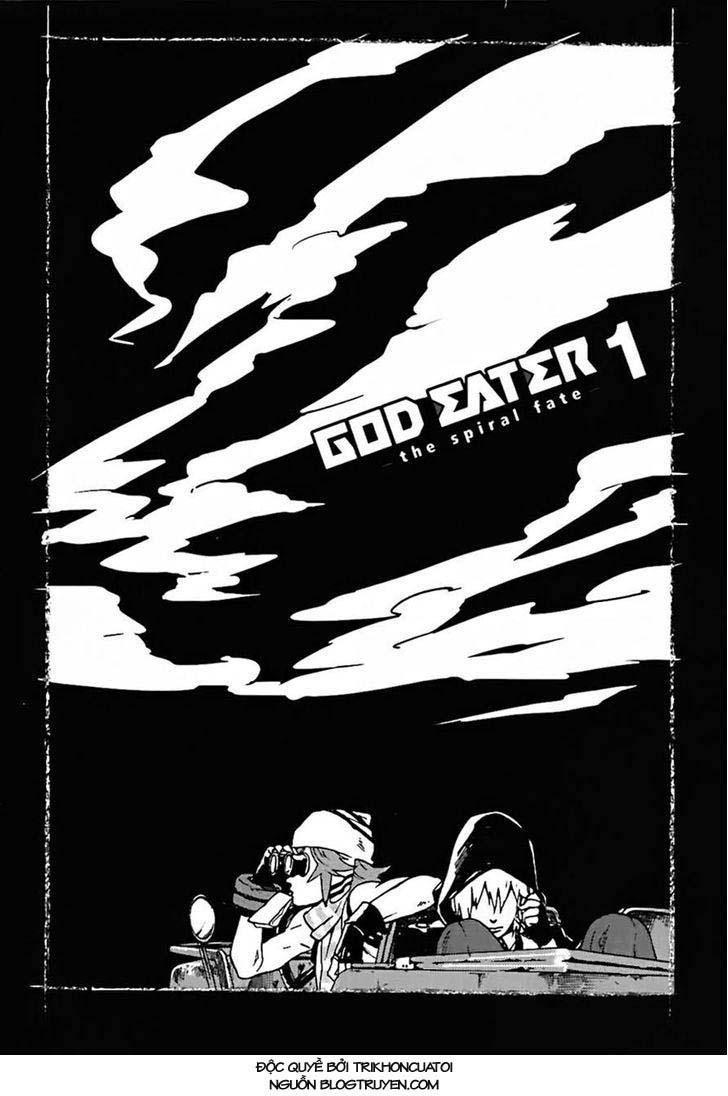 God Eater Chap 1 - Trang 2