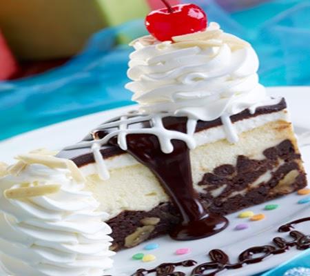 Brownie Sundae Cheesecake Recipes
