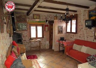 #GlobellersRural Casa Rural Riba de Santiuste