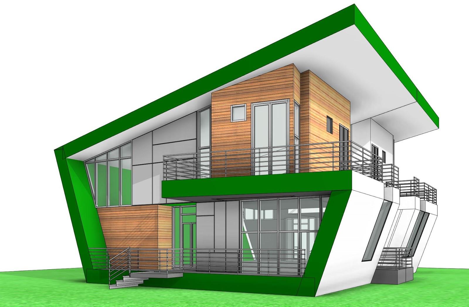 Revit Complete Project #22   Modeling Gorki House In Revit   Atrium