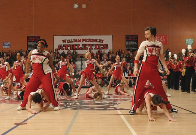 Glee - Season 1 Episode 15: The Power of Madonna