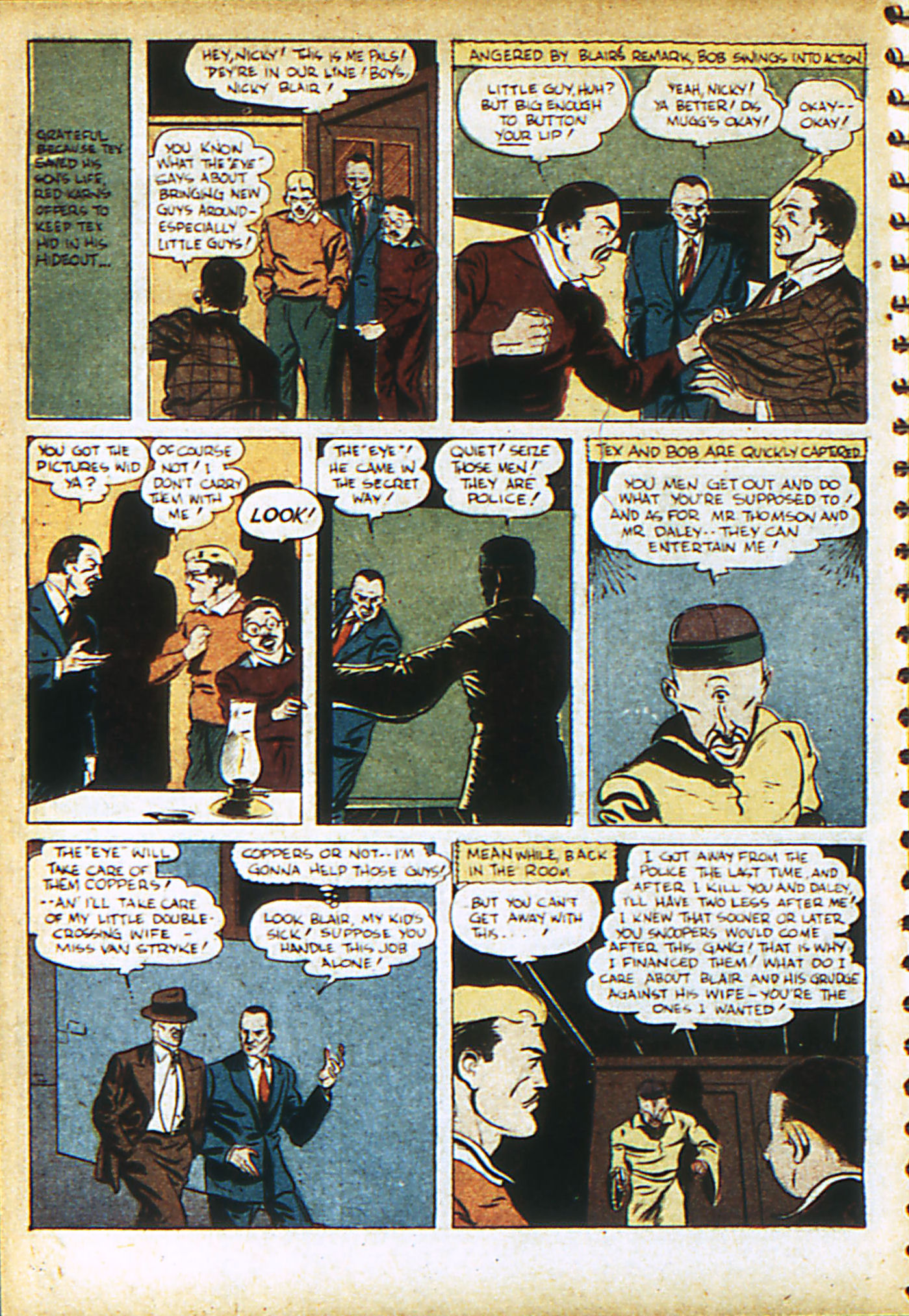 Read online Action Comics (1938) comic -  Issue #28 - 43
