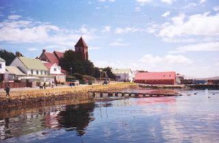 De viajeros por las Islas Malvinas o Falkland Islands 3