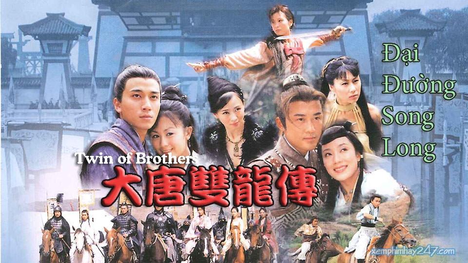 http://xemphimhay247.com - Xem phim hay 247 - Song Long Đại Đường (2004) - Twin Of Brothers (2004)