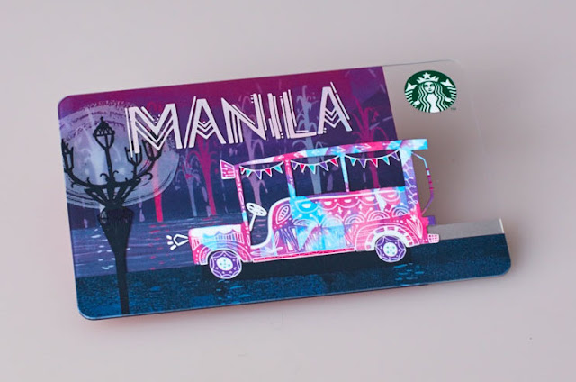 New Starbucks cards feature Manila, Cebu and a special edition Siren card