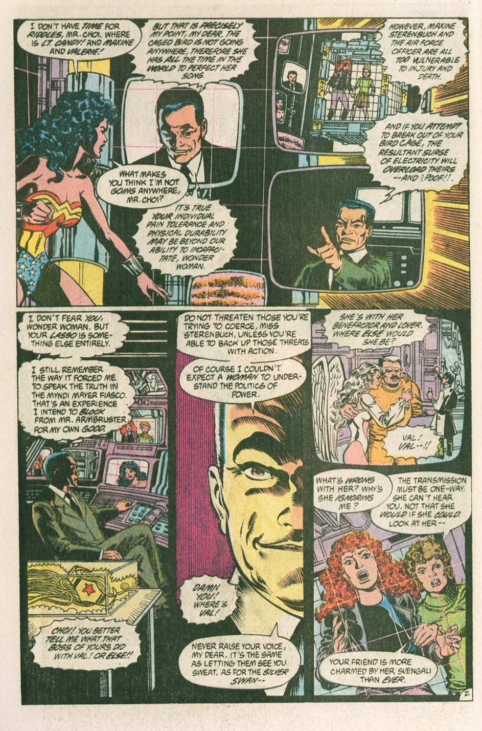 Read online Wonder Woman (1987) comic -  Issue #44 - 4