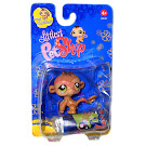 Littlest Pet Shop Singles Monkey (#735) Pet