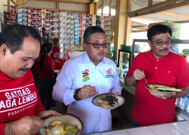 Sindir Titiek Soeharto, Djarot: Makan Ikan dan Telur Cuma Habis Rp 15.000
