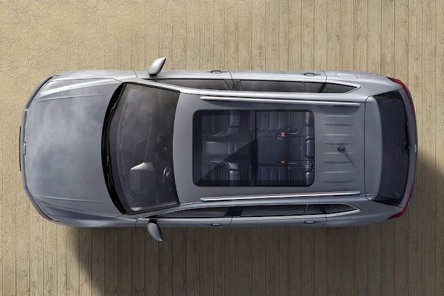 VW Tiguan AllSpace 2017