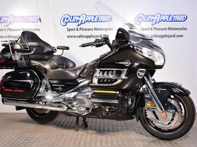Honda Goldwing Motorcycles For Sale uk