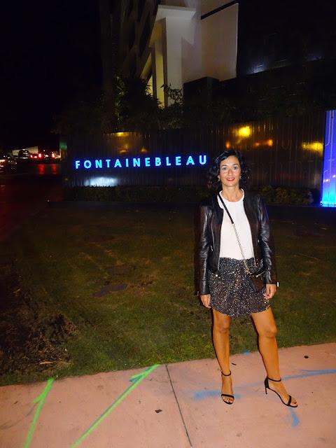 Visita a la discoteca Liv Miami en el Hotel Fontainebleau