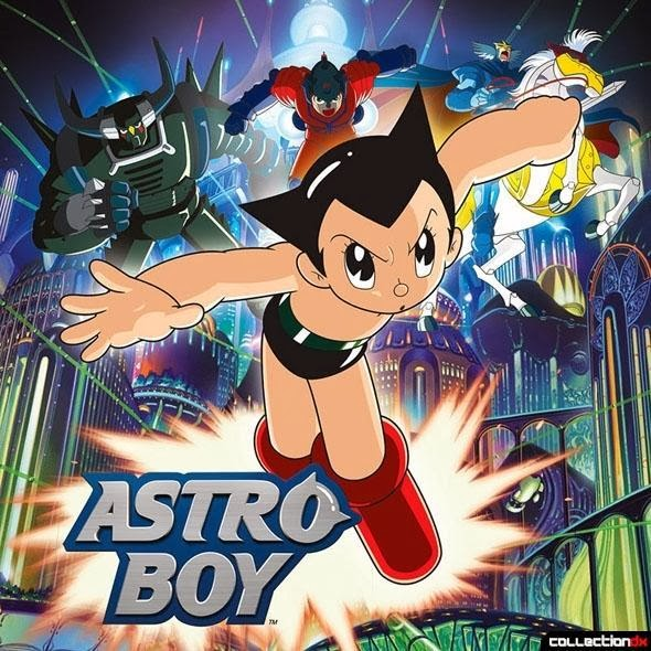 The X Database: Astro Boy (2003-2004) Anime Review