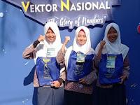 MTsN Binjai Mengikuti Olimpiade Matematika Vector Nasional