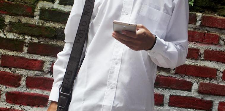 Jual Kemeja Pria Online Lengan Panjang Kasual
