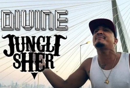 Jungli Sher Lyrics - Divine ft. Sez