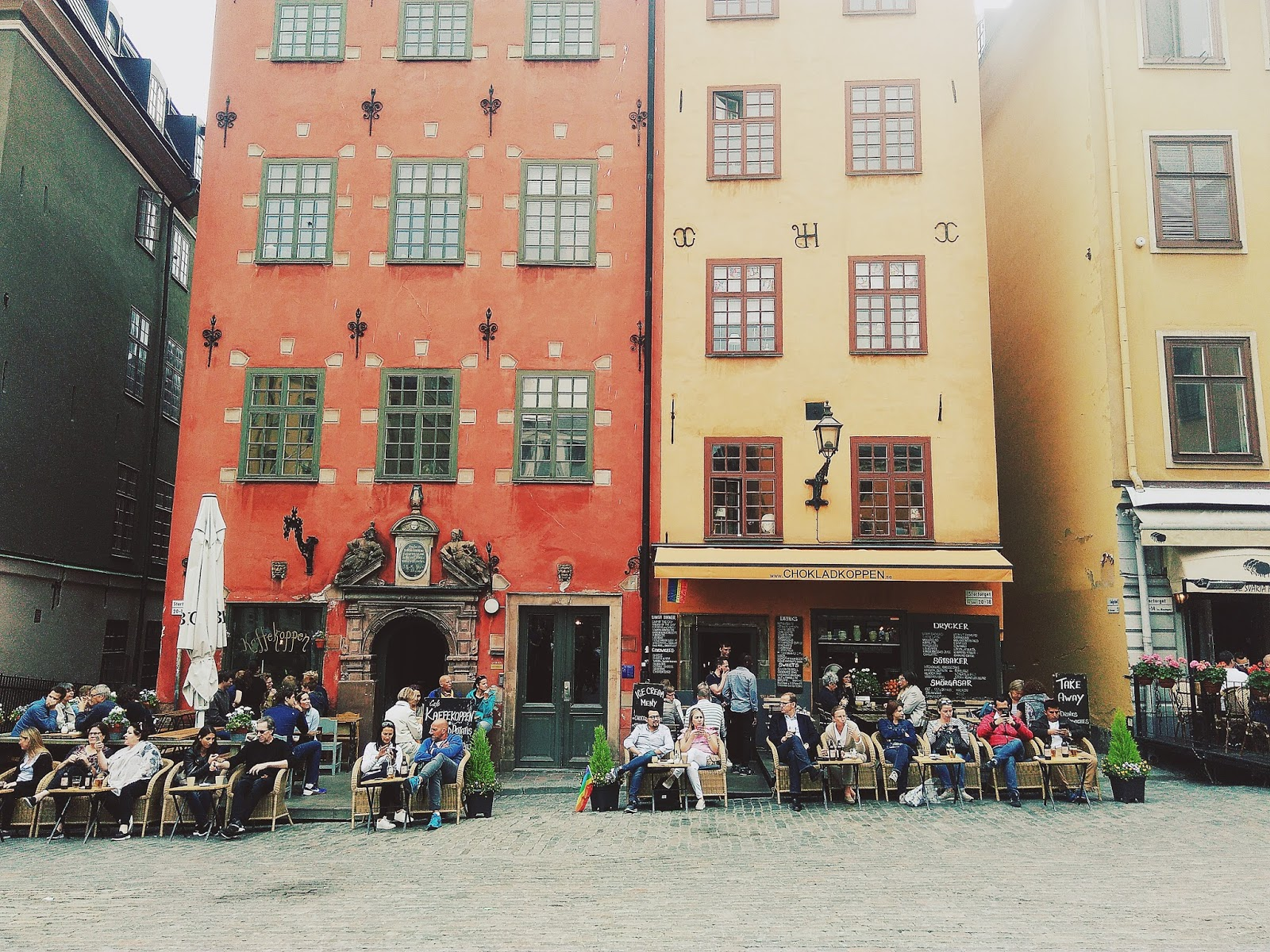 rynek Sztokholm