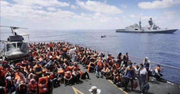 ONU condena a Italia por nuevas medidas antirefugiados