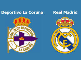 Deportivo La Coruña vs Real Madrid