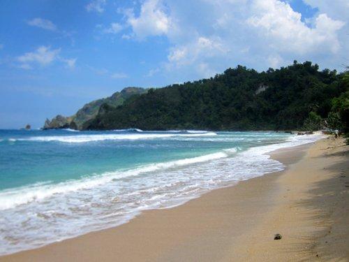Pantai Wedi Ombo Yogyakarta