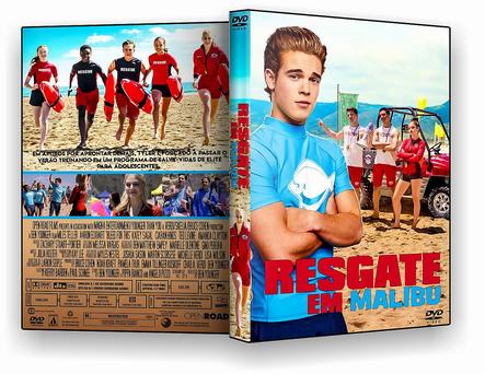 DVD – Resgate em Malibu 2019 – AUTORADO