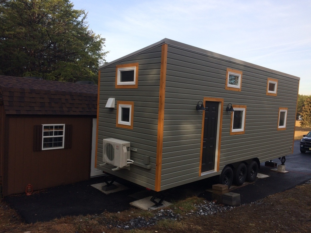 West Virginia Tiny House 330 Sq Ft TINY HOUSE TOWN