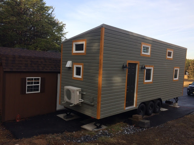 West Virginia tiny house