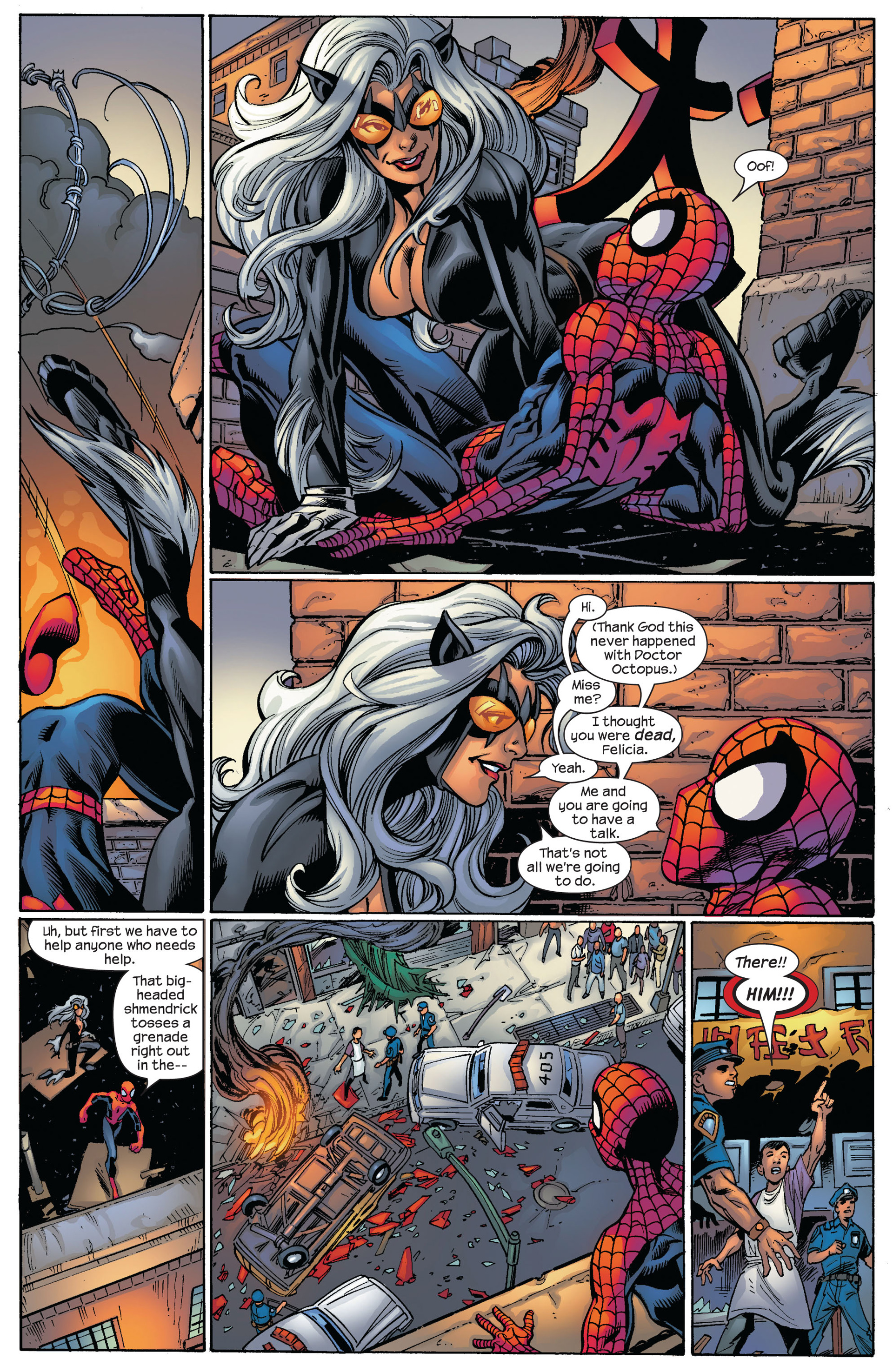 Read online Ultimate Spider-Man (2000) comic -  Issue #82 - 7