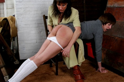 Can Wife spanked otk stories think, that