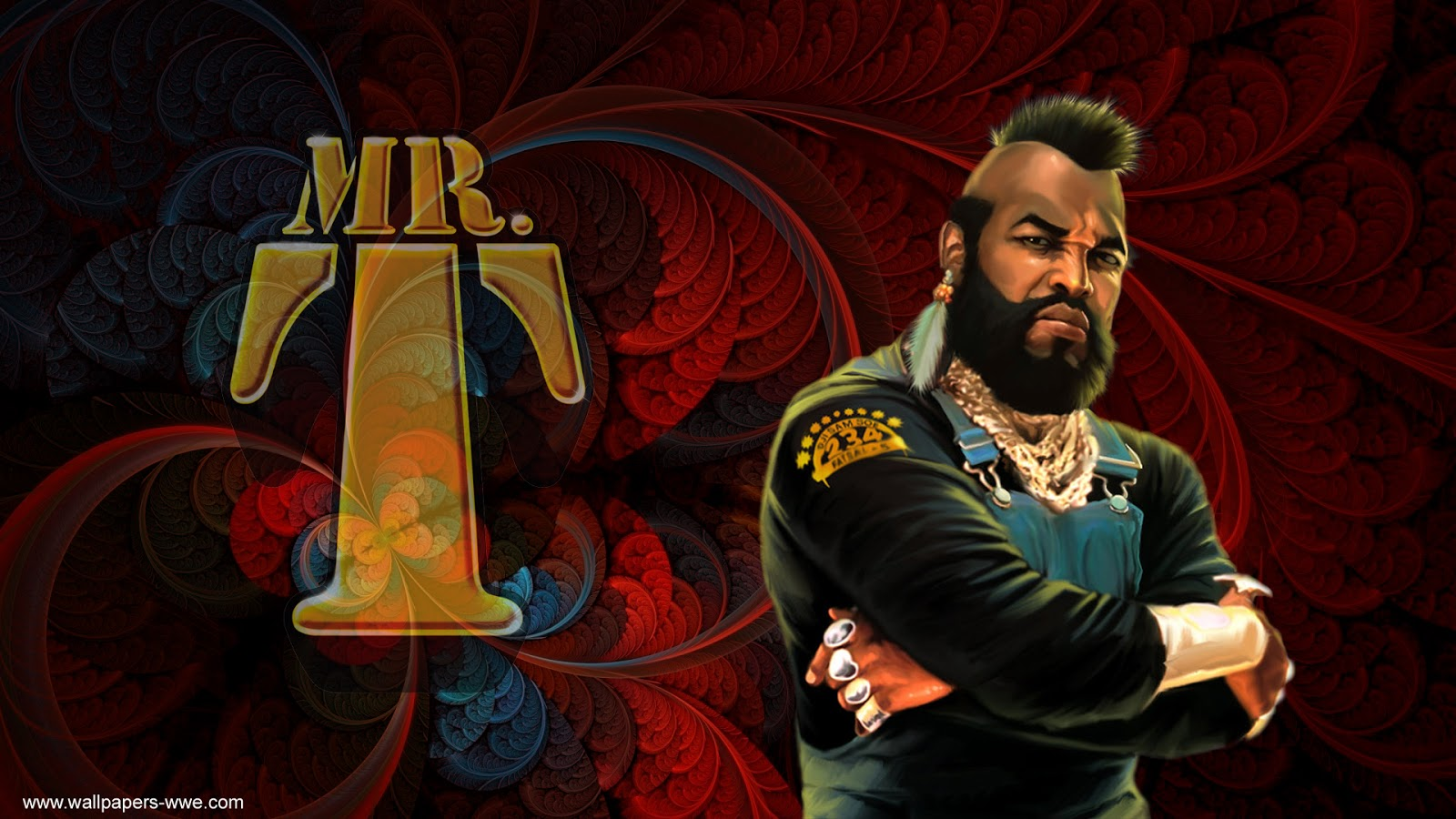 Mr. T - WWE HD Wallpapers