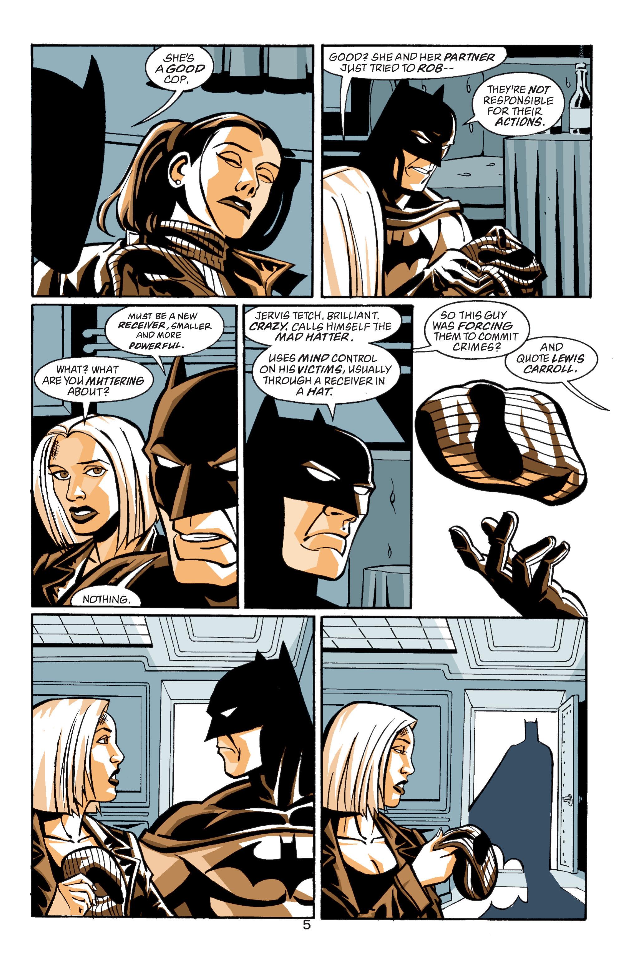 Detective Comics (1937) 759 Page 5