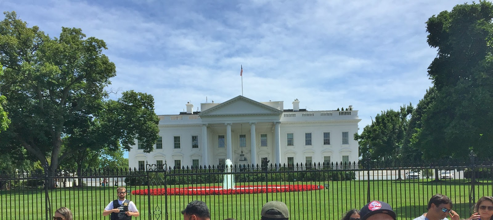 Why Was My White House Tour Denied