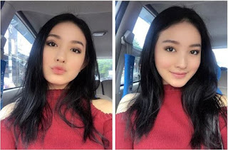 Foto Natasha Wilona Terbaru