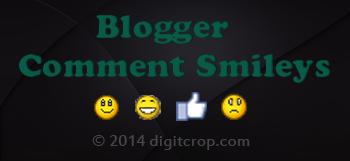 Comment-smileys-Blogger