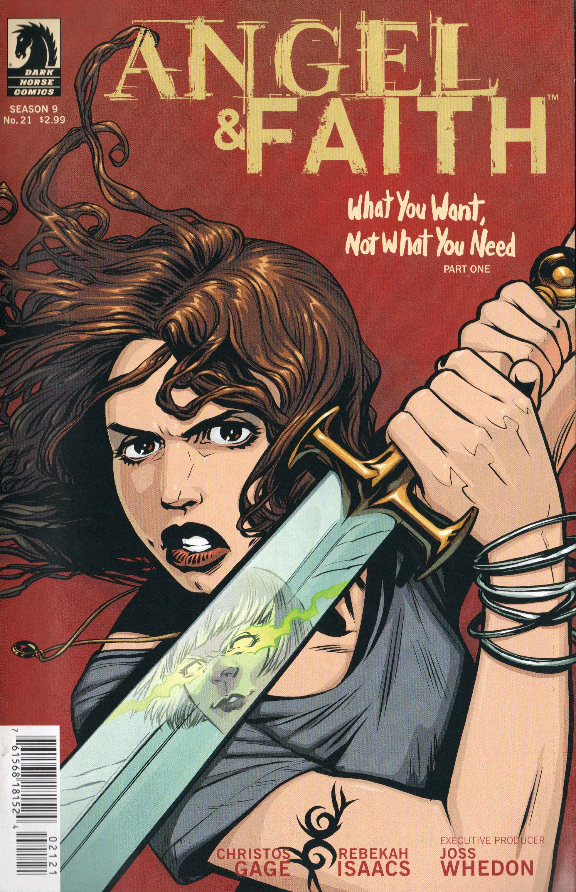 Read online Angel and Faith comic -  Issue #21 - 2