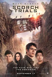 Maze Runner 2: The Scorch Trials (2015) สมรภูมิมอดไหม้