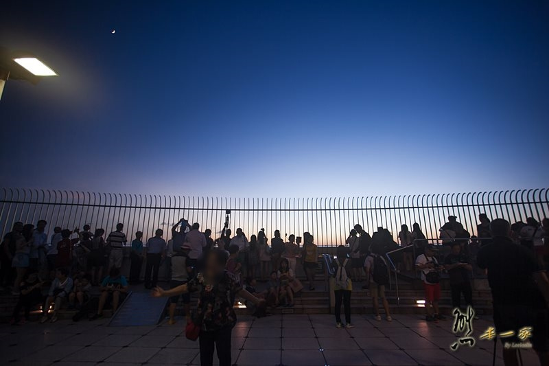 台北101觀景台~國際觀光客必訪景點