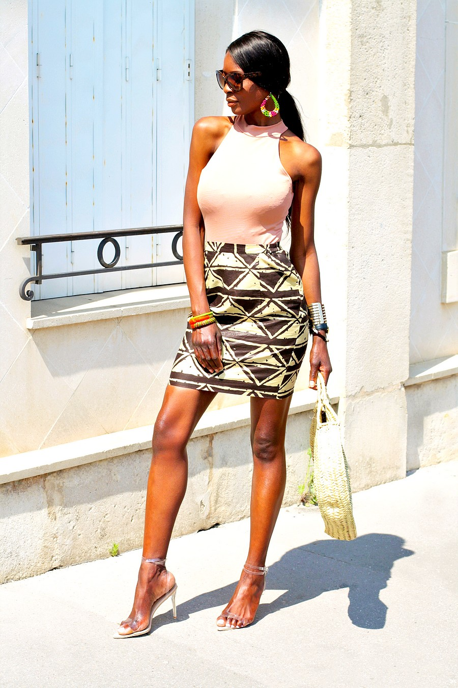 jupe-wax-panier-rond-paille-body-nude-look-chic